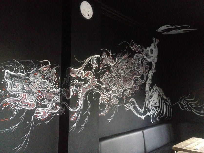 Mural @ The Joker Brighton
